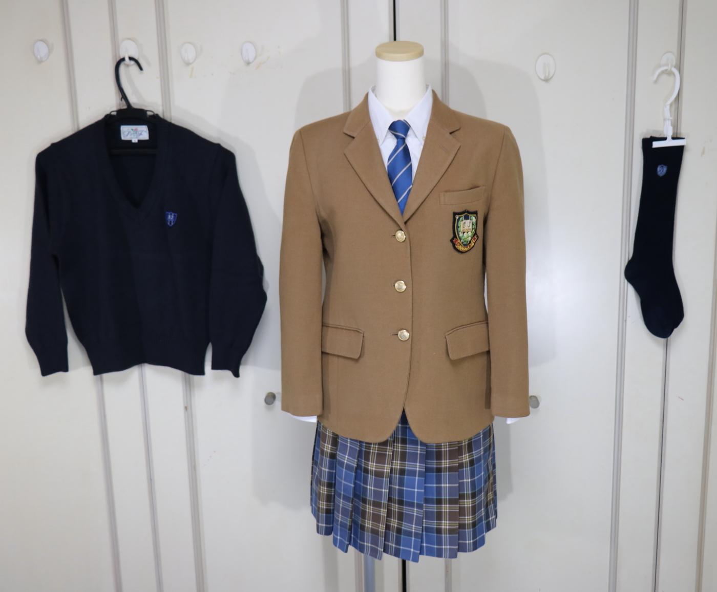 女学院 制服 フェリス